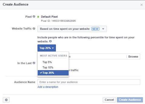 פייסבוק רימר'טינג לפי זמן באתר