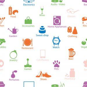 קטגוריות של מוצר במרצנט סנטר